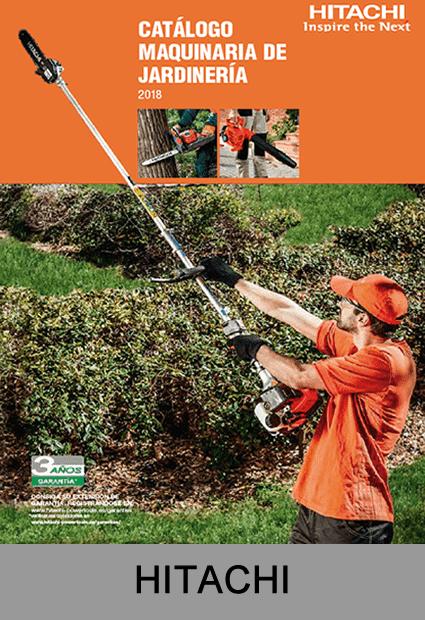 Catalogo-Hitachi-Maquinaria-de-Jardineria