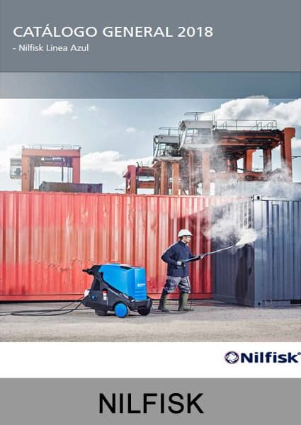 Catalogo Nilfisk Azul