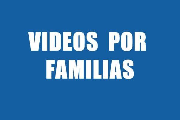VIDEOS POR FAMILIAS