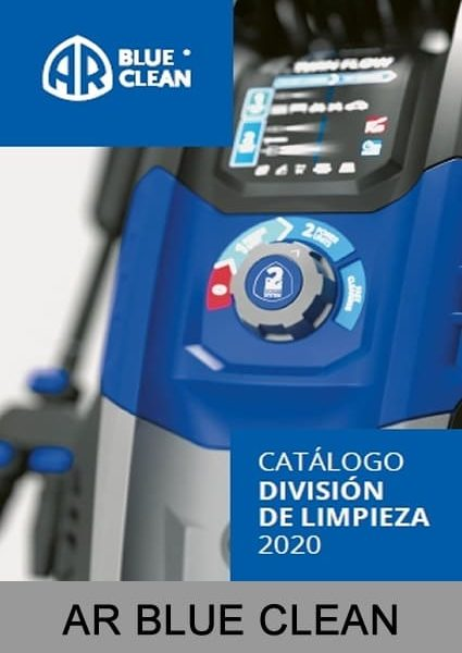 AR Blue Clean Catalogo
