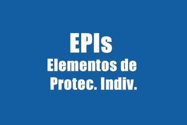 Elementos de Protec. Indiv. EPIs
