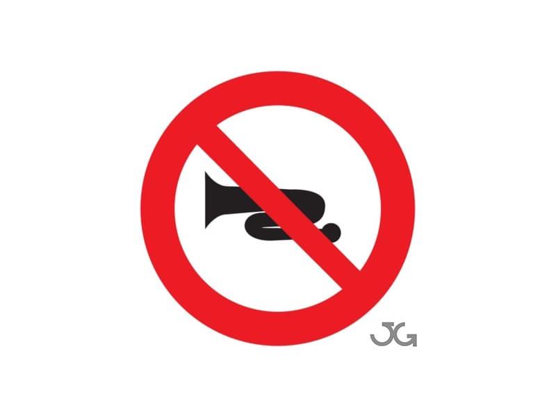Señales de Prohibición o Restricción
