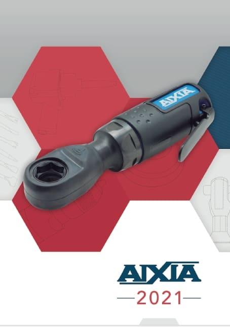 Catálogo de Maquinaria Aixia 2021