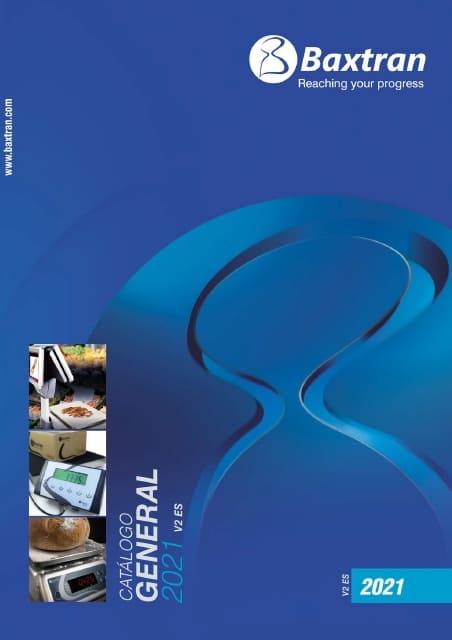 Catálogo Baxtran 2021