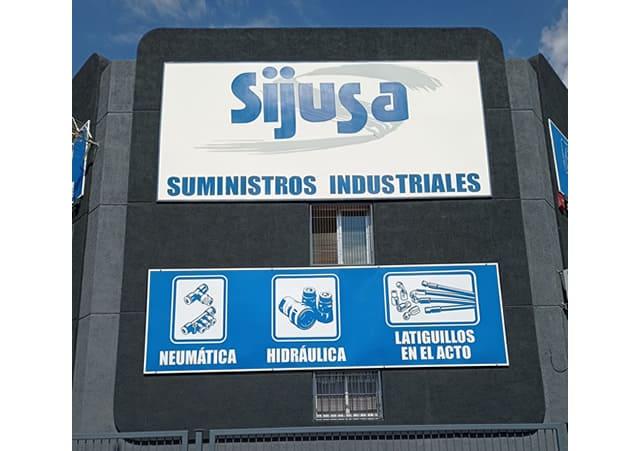 Suministros Industriales Frente Nave Sijusa